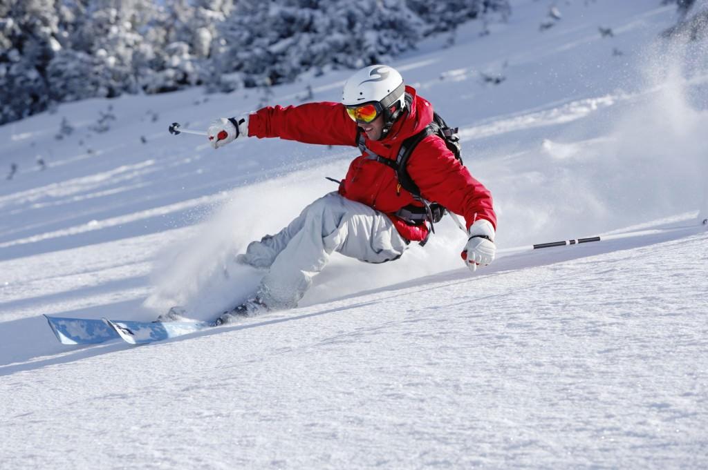 Cómo mejorar la técnica de esquí