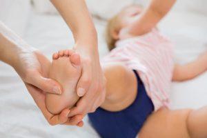 Que importancia tiene la fisioterapia infantil